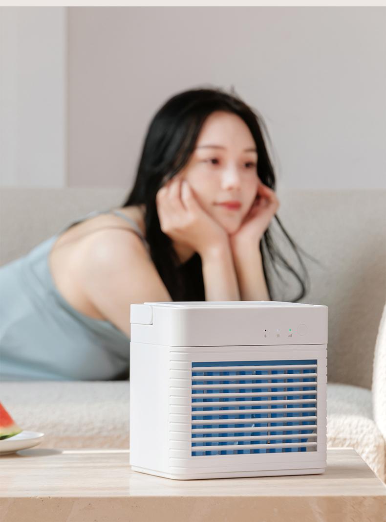 冬夏冷气机